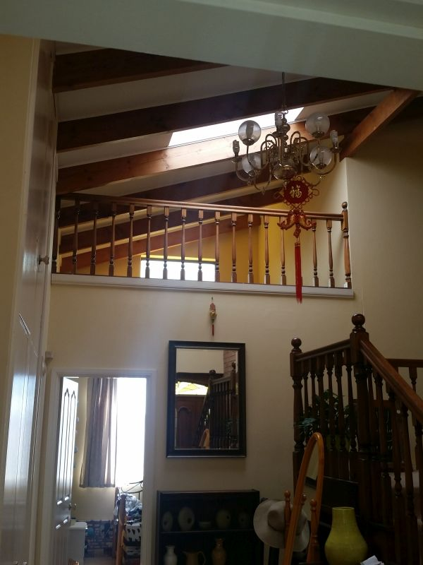 dated entry foyer