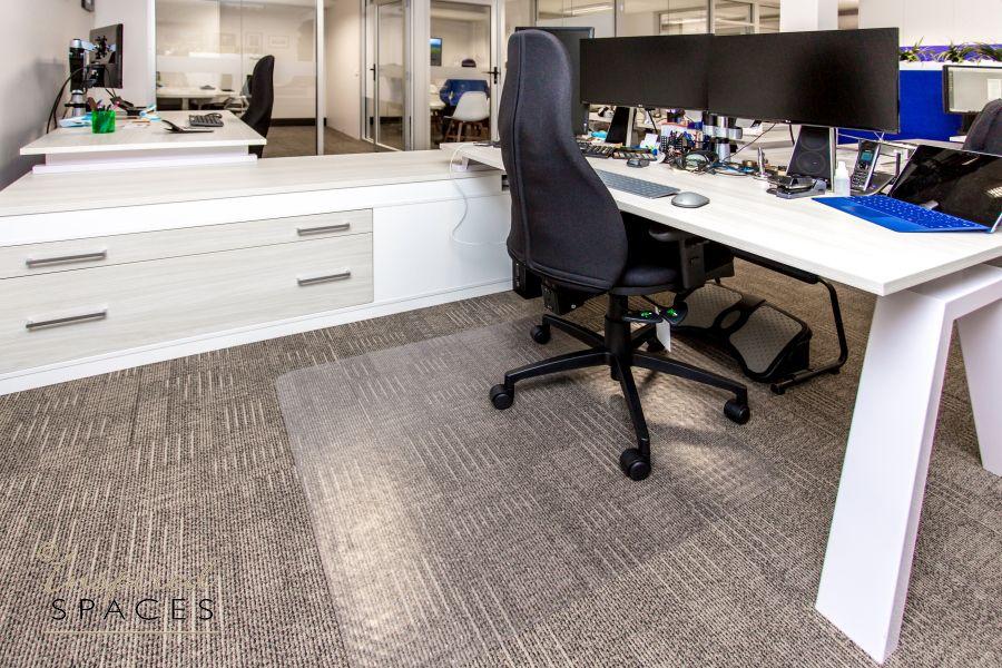 ergonomic work station