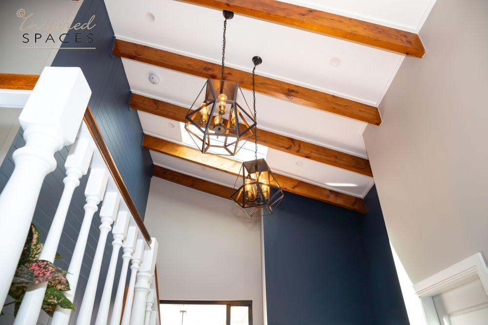 rake ceiling