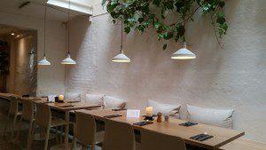 Copenhagen Cafe Interior