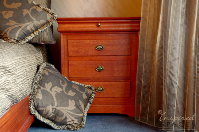 Style Your B&B well and not like this untidy space