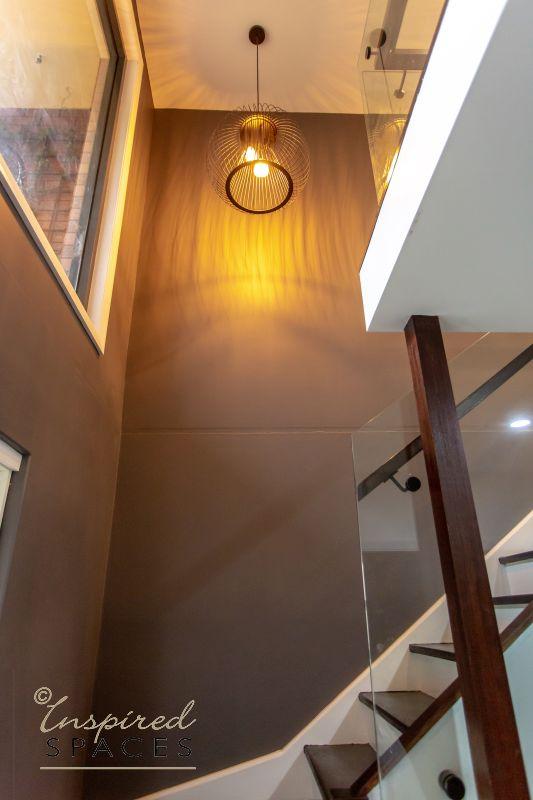 staircase pendant