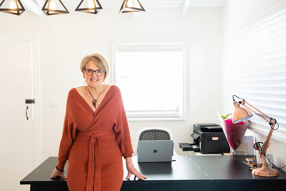 Robyn Hawke, interior designer Sydney