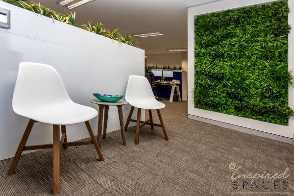 vertical garden office