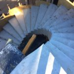 How the staircase design becomes reality
