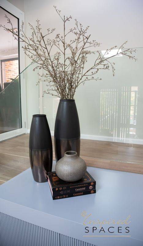 Set of 3 vases