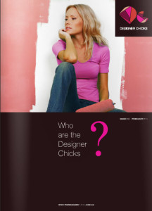 Designer Chicks Magazine
