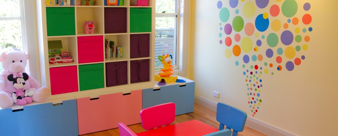 Living / Family / Rumpus / Toy Room Design Ideas